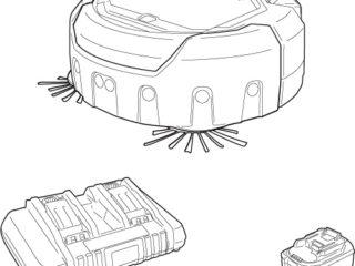 マキタ 自動ロボット掃除機